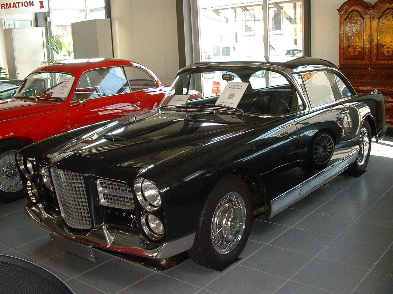 voiture facel vega occasion elva tipton blog. Black Bedroom Furniture Sets. Home Design Ideas