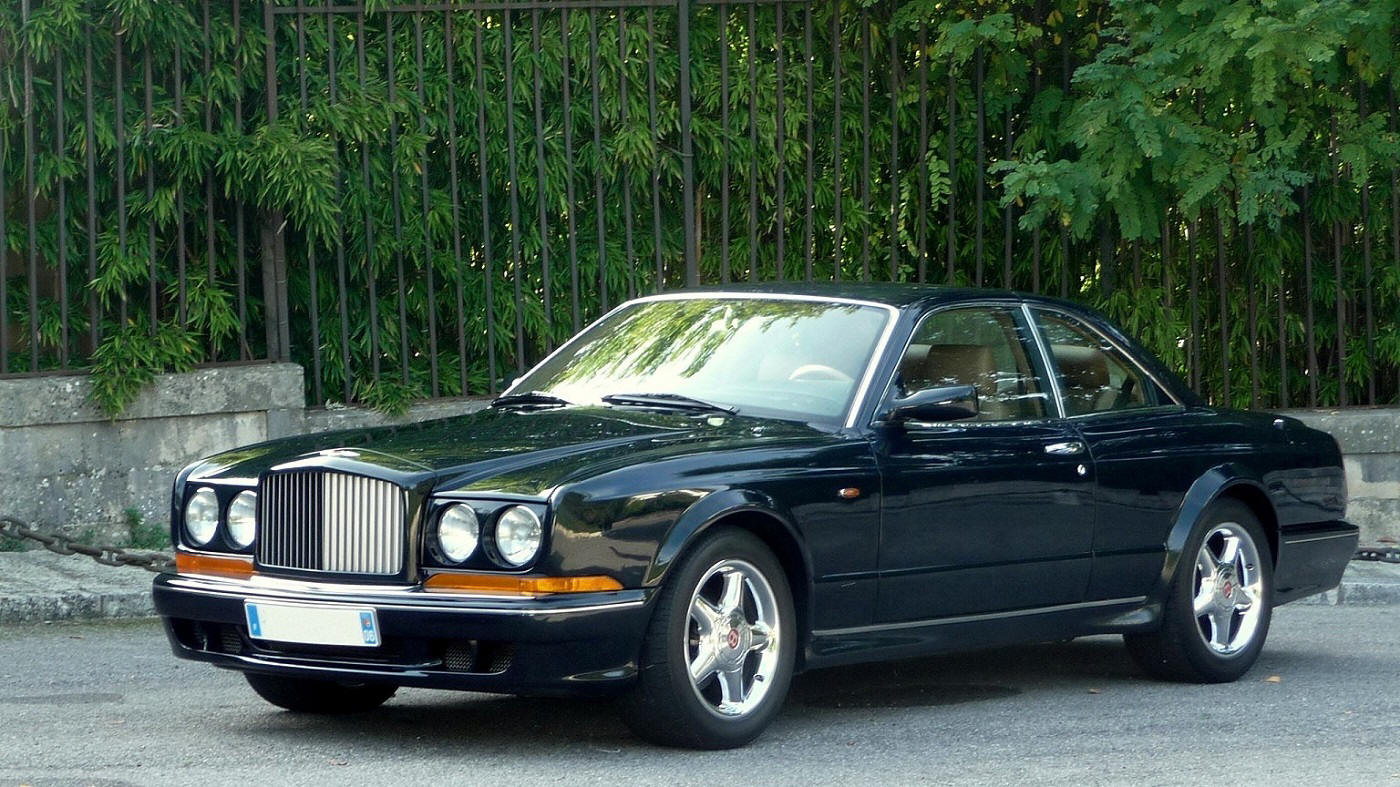 bentley continental t 3