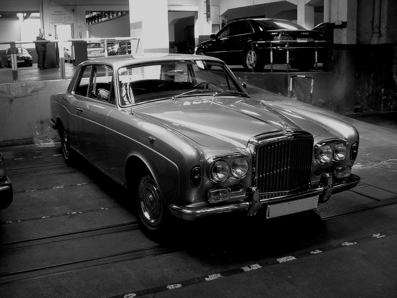 Bentley T series Mulline Park
