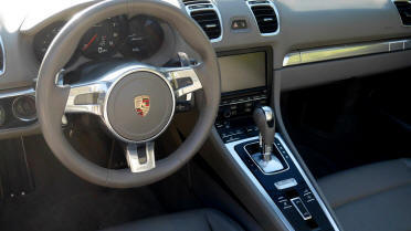 boxster interieur