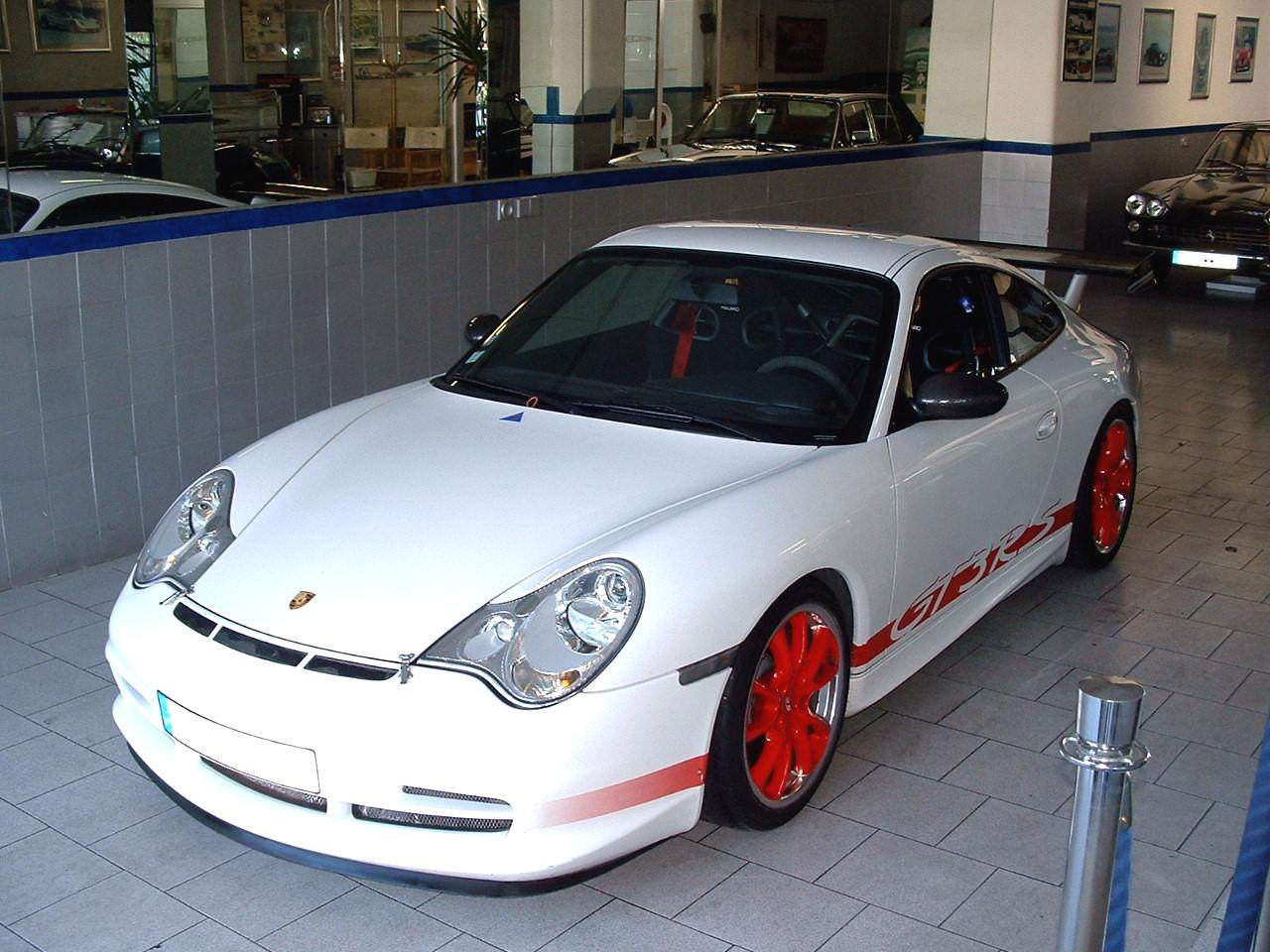 porsche 996 gt3 rs chez autodrome cannes. Black Bedroom Furniture Sets. Home Design Ideas