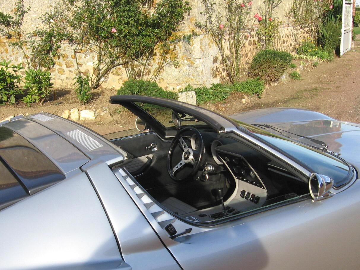 Lamborghini Miura Svj Spider The Last Miura Ever Presented